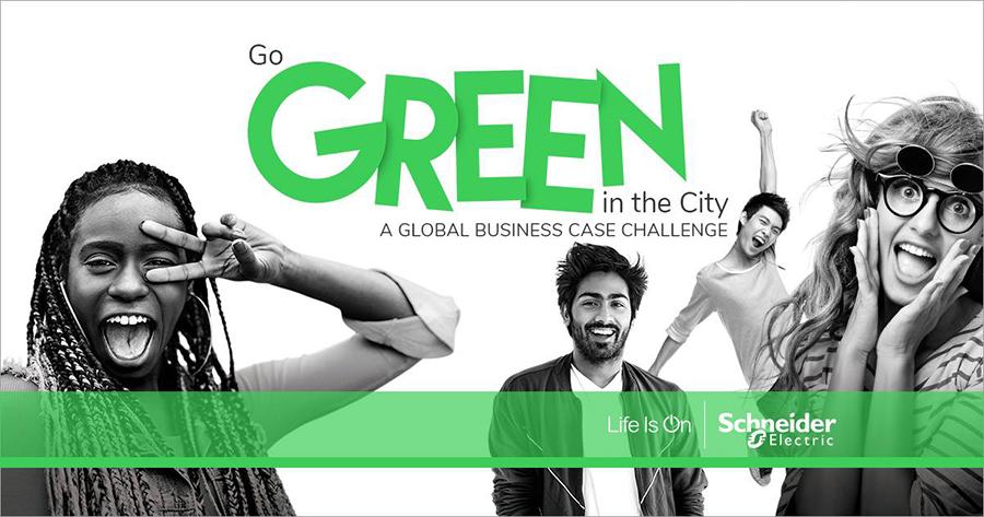 โครงการ Go Green in the City 2019
