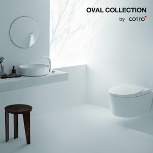 Oval Collection by COTTO