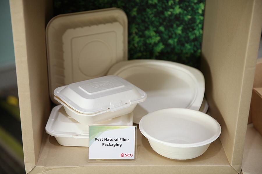 บรรจุภัณฑ์อาหารปลอดภัยเฟสท์ ในธุรกิจแพคเกจจิ้ง เอสซีจี
