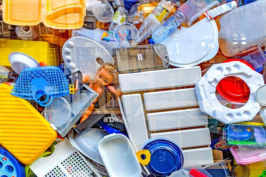 เที่ยวแบบไร้ขยะ ลดการใช้พลาสติก