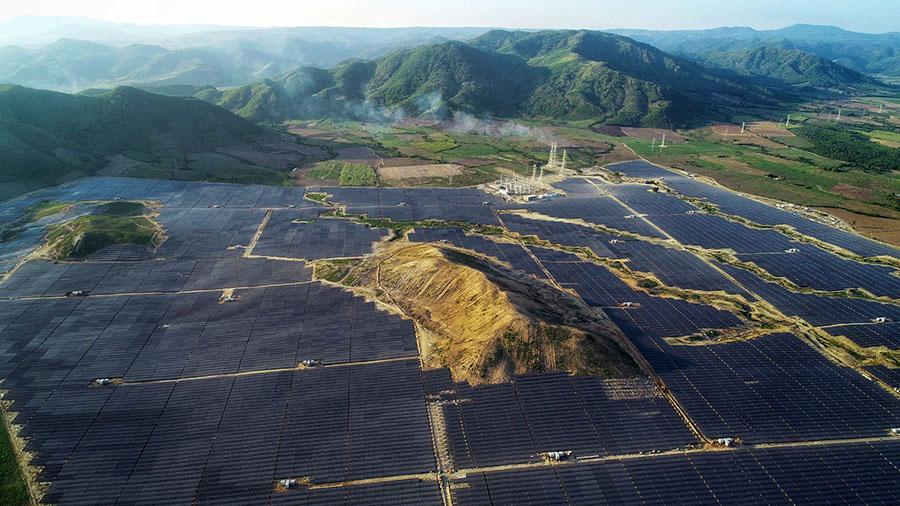 โรงไฟฟ้าพลังงานแสงอาทิตย์ Phu Yen TTP ขนาด 257 เมกะวัตต์