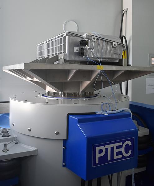 ศูนย์ทดสอบแบตเตอรี่รองรับการผลิตรถยนต์พลังงานไฟฟ้า