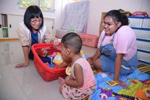 ส่งเสริมจิตอาสาคนรุ่นใหม่ เติมพลังมหัศจรรย์เพื่อเด็กด้อยโอกาสในสถานสงเคราะห์