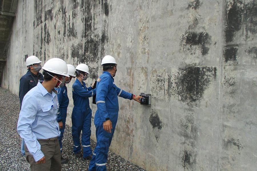 ธุรกิจซีเมนต์และผลิตภัณฑ์ก่อสร้าง กับ Construction Solutions งานซ่อมแซมโครงสร้าง