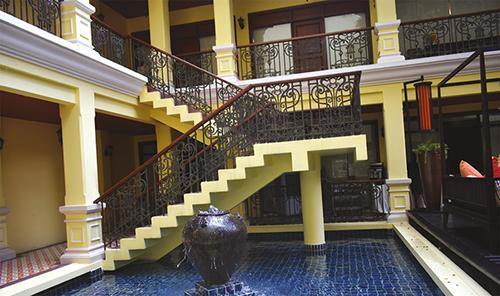 โรงแรม เดอะ สุโกศล กรุงเทพ