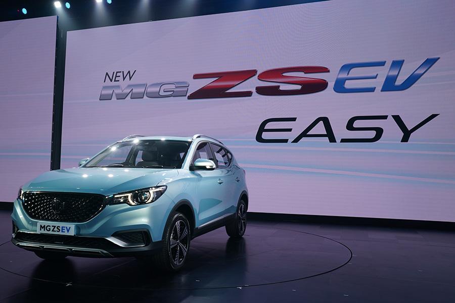 EW MG ZS EV รถยนต์เอสยูวีพลังงานไฟฟ้า 100%