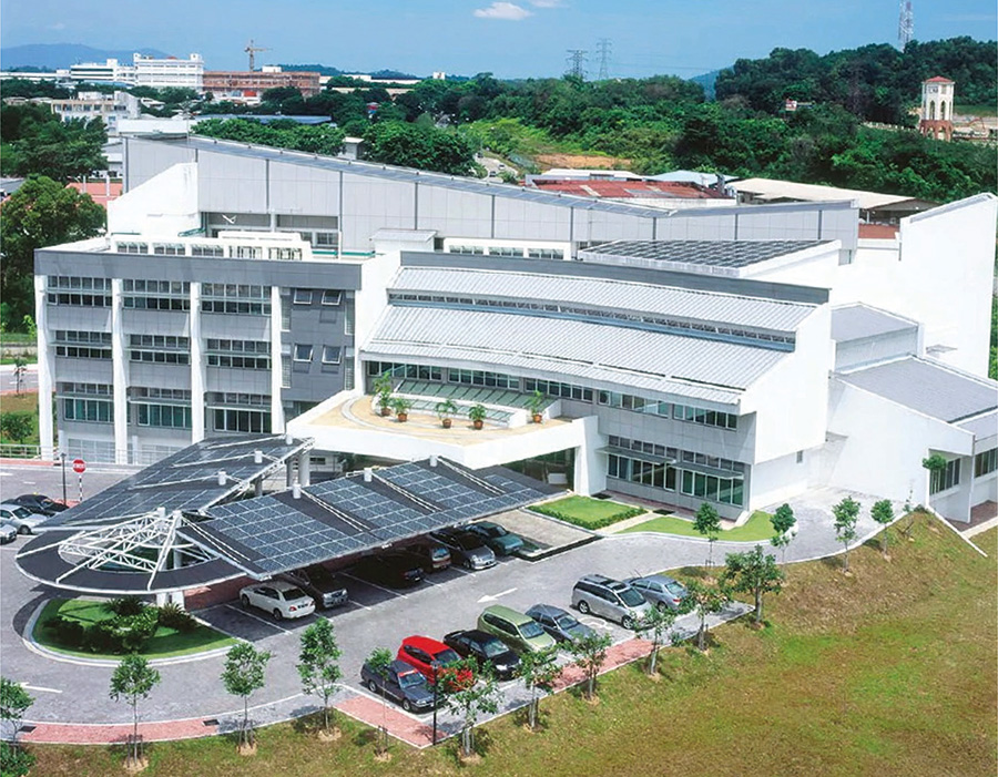 อาคาร Pusat Tenaga