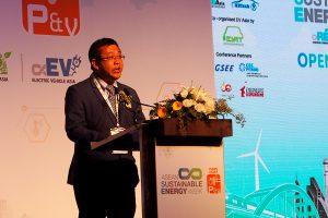 ดร. ยงยศ ลออนวล นายกสมาคมยานยนต์ไฟฟ้าไทย