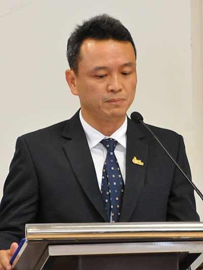 นายสมชาย ระมาศ