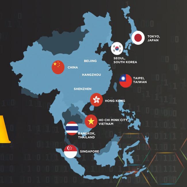 การพัฒนา AI ขององค์กรในภูมิภาคเอเชียตะวันออกเฉียงใต้