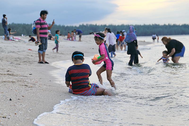 กิจกรรมชายหาด