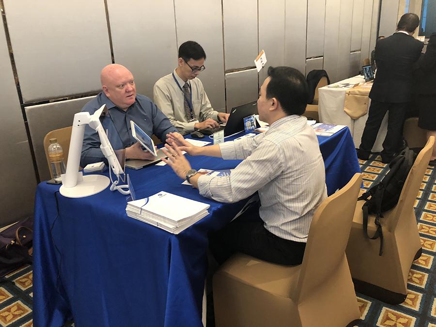 """งานพบปะและเจรจาธุรกิจ """"2019 Taiwan Trade Mission of Green Technology to Thailand"""""""