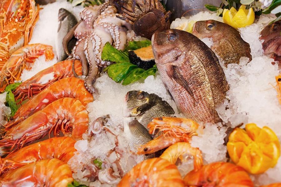 พิษปรอทในอาหารทะเล
