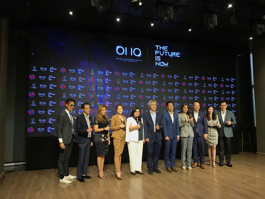 """OIIO"" Thailand TECHLAND 2019 ปรากฏการใหม่แห่งวงการไอทีไทย"