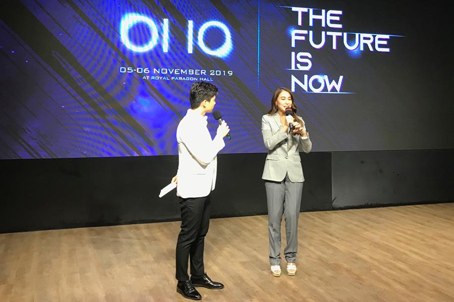 """""""OIIO"""" Thailand TECHLAND 2019"""