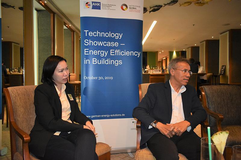 งานพิธีมอบรางวัล Energy Efficiency Award อาคารประหยัดพลังงานในไทย
