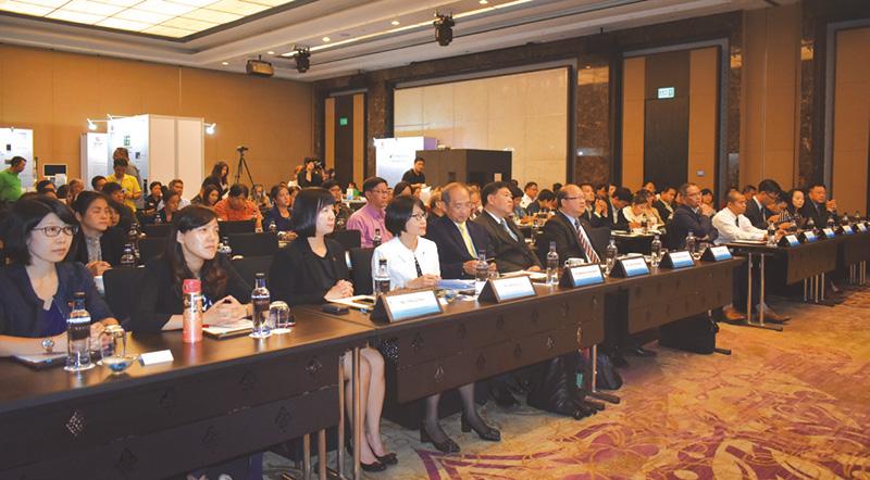 งาน 2019 Taiwan Trade Mission of Green Technology to Thailand