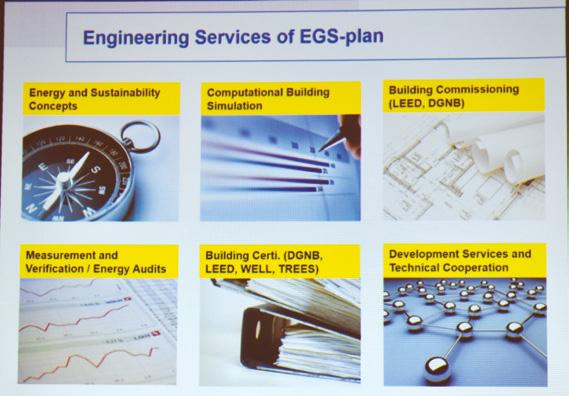 German Engineering for Sustainable Building