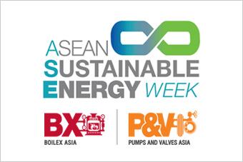 ASEAN Sustainable Energy Week , Pumps Valves