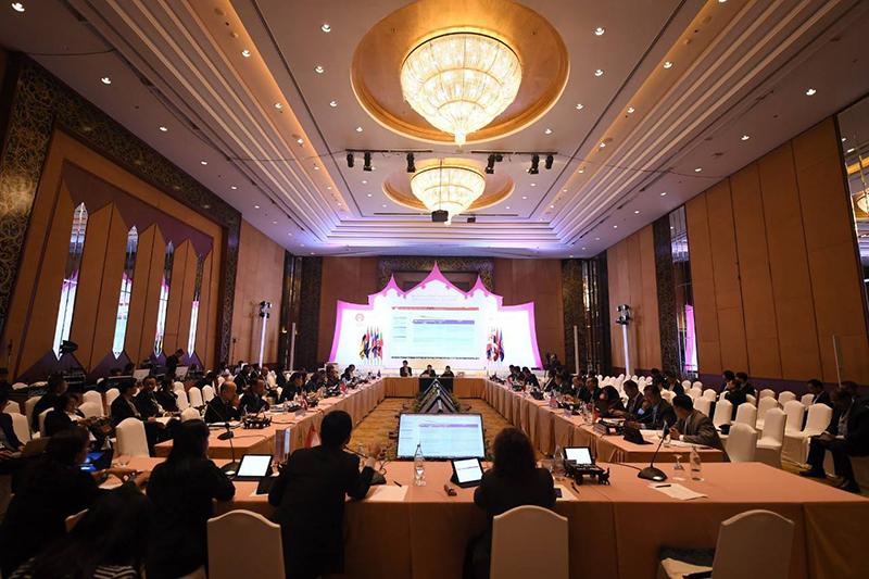 การประชุมเจ้าหน้าที่อาวุโสอาเซียนด้านพลังงานสมัยพิเศษและการประชุมอื่นที่เกี่ยวข้อง หรือ Special SOME