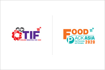 Thailand Industrial Fair and Food Pack Asia