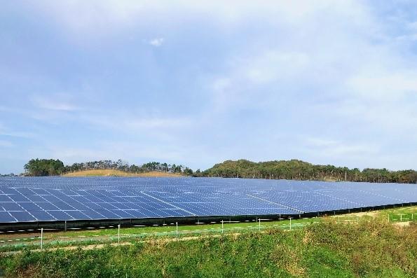 โรงไฟฟ้าพลังงานแสงอาทิตย์คุโรคาวะ
