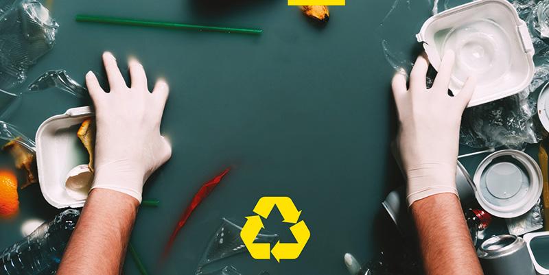 พื้นที่ 12 จุดที่เปิดรับขยะพลาสติก เพื่อเข้าสู่กระบวนการคัดแยกและกระบวนการรีไซเคิลขยะ