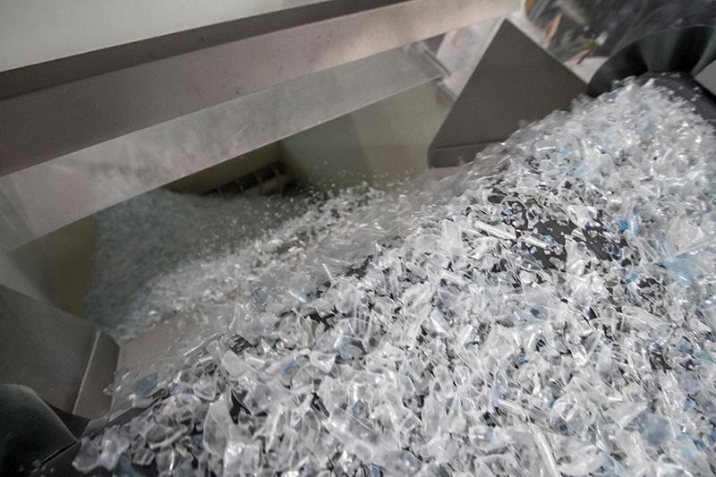 พลาสติกรีไซเคิล (Recycled PET)