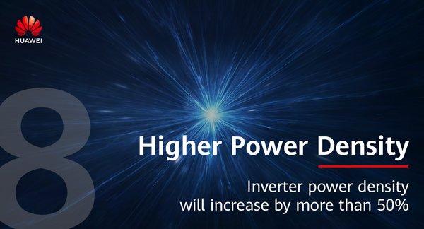 ความหนาแน่นของพลังงานที่สูงกว่าเดิม
