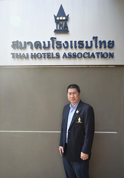 อุดม ศรีมหาโชตะ กรรมการสมาคมโรงแรมไทย
