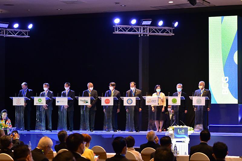 """การประชุมสมัชชา """"BCG : โมเดลเศรษฐกิจสู่การพัฒนาที่ยั่งยืน"""""""
