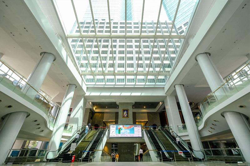 อาคารเอ็มไพร์ ทาวเวอร์ ตอกย้ำศักยภาพ 'สุดยอดอาคารอนุรักษ์พลังงาน' ของไทย