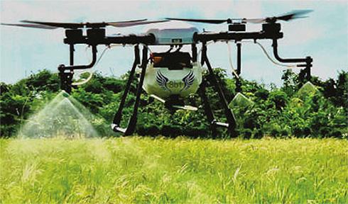 Drone เพื่อการเกษตรวิถีใหม่