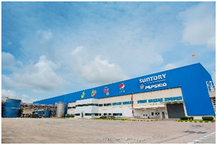 บริษัท ซันโทรี่ เป๊ปซี่โค เบเวอเรจ (ประเทศไทย) จำกัด