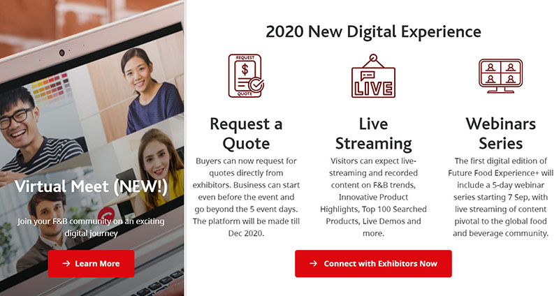"THAIFEX - ANUGA ASIA 2020 ""The Hybrid Edition"""