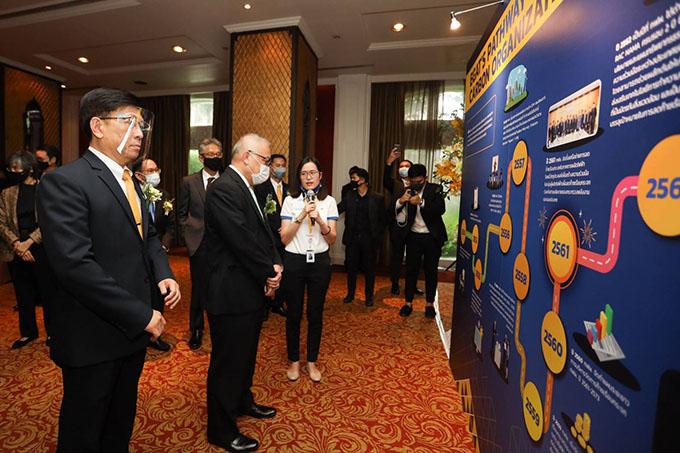 งาน Thailand Clean Energy Network 2020