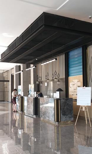 โรงแรม Holiday Inn & Suites Siracha Laemchabang