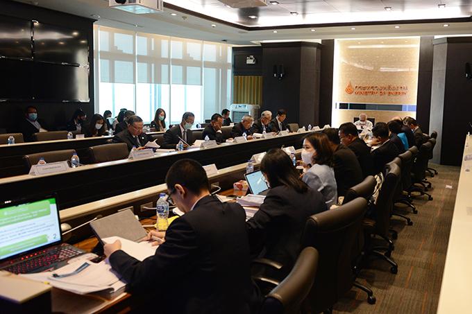 การประชุมคณะกรรมการ PPP ครั้งที่ 3/2563