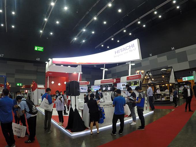Hitachi ในงาน METALEX 2020