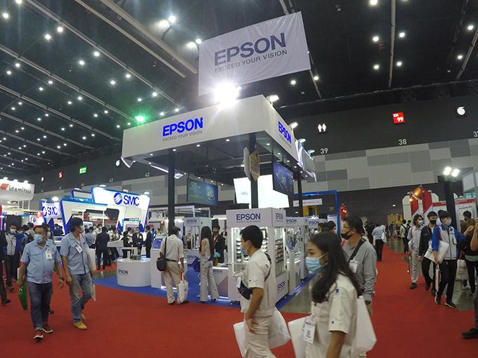 EPSON ในงาน METALEX 2020