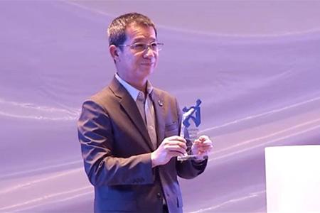 """รางวัล Siamrath Online Award 2020 ประเภทรางวัล """"รถยนต์นวัตกรรมยอดเยี่ยม"""""""