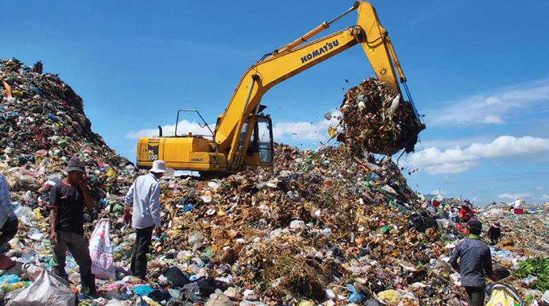 การจัดการขยะชุมชน