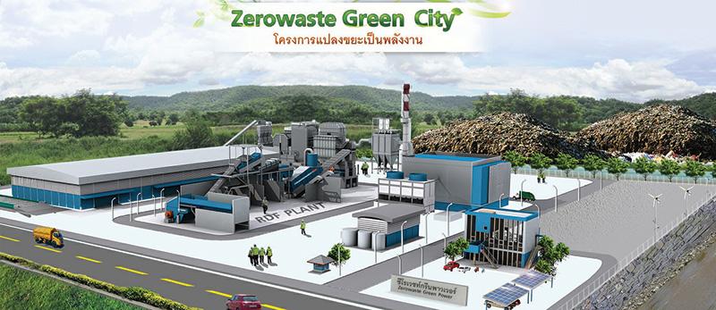 Zerowaste Green City