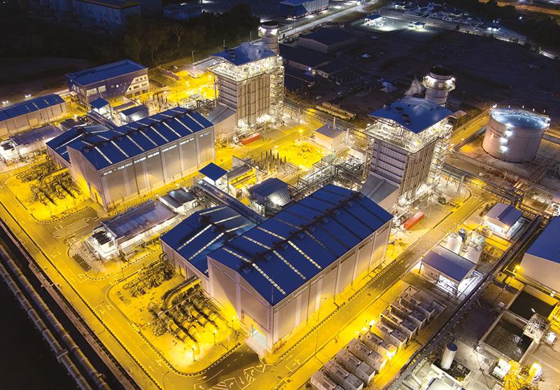 โรงไฟฟ้าพลังความร้อนร่วมระดับ H-Class