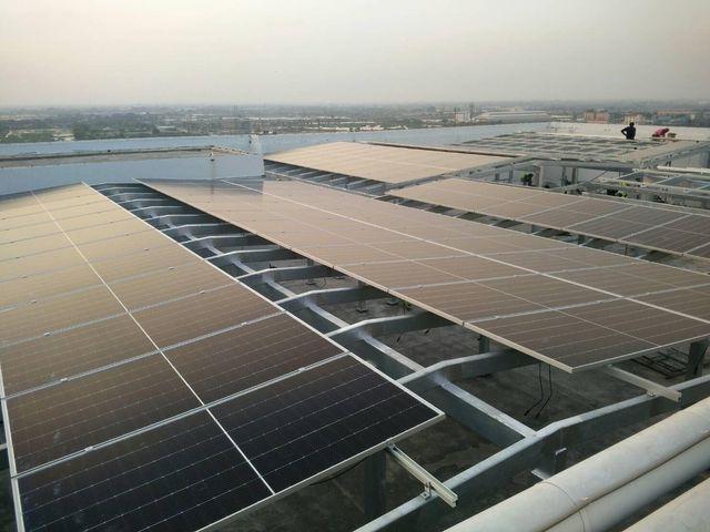 โครงการ Solar Cell Rooftop