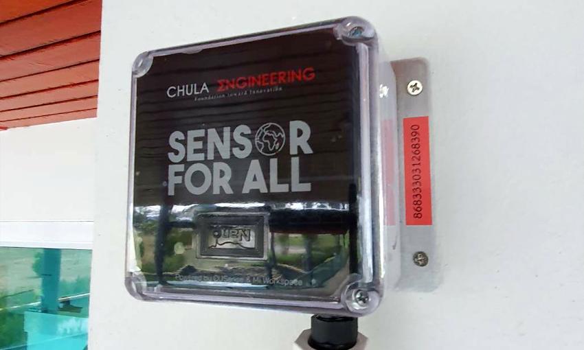 Sensor for All เซนเซอร์ตรวจสอบคุณภาพอากาศ