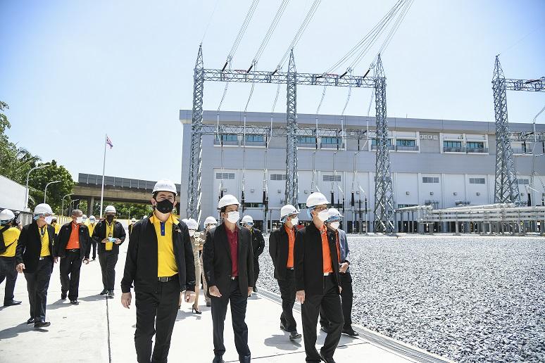 สถานีไฟฟ้าแรงสูงจตุจักร