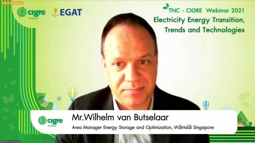 Mr. Wilhelm van Butselaar