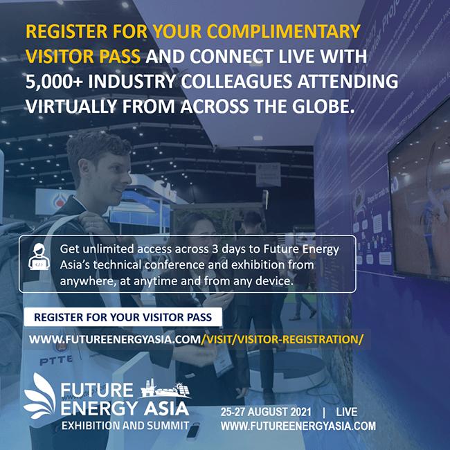 งาน Future Energy Asia 2021