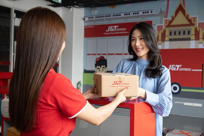 J&T Express Thailand